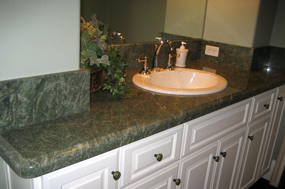 Granite Top Mount Sink