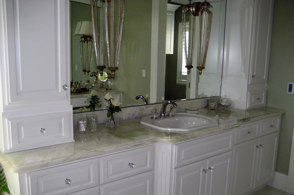 Onyx Topmount Sink with Ogee Eased Edge