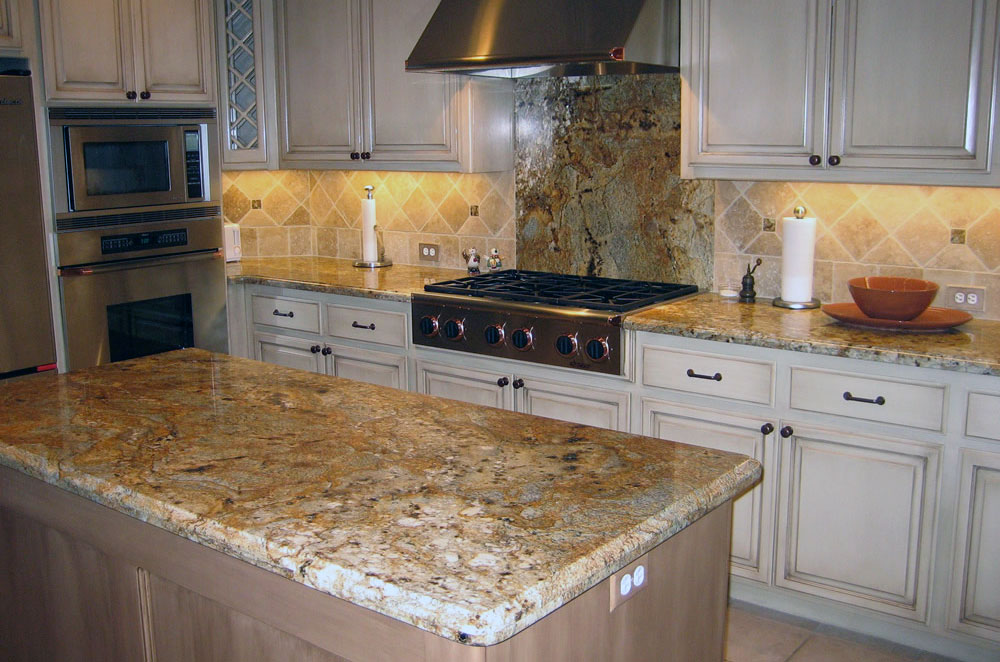 Kitchen Countertops Stokes Granite Stone