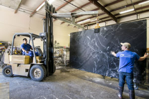 Stone Slab Delivery
