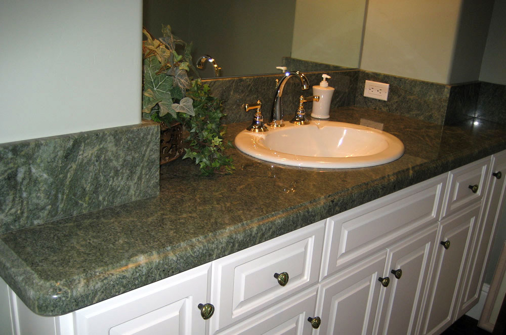 Granite Top Mount Sink