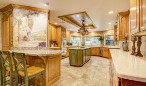 Granite & Quartz Kitchen