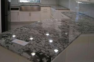 Granite Counter tops with Eased Edge