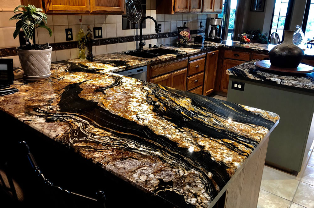 Magma Granite Bevel Edge Artis